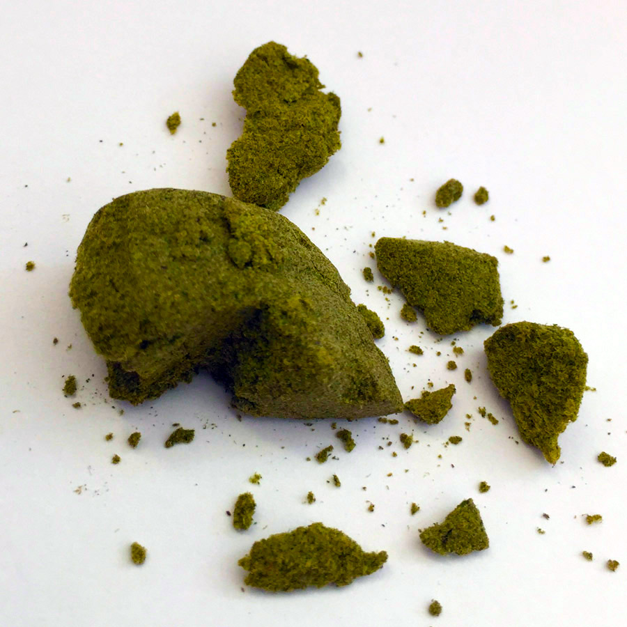 Pollen-CBD-Chanvre