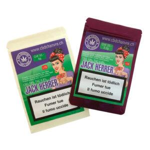 Jack Herrer | 3g et 9g - CBD herbe légale