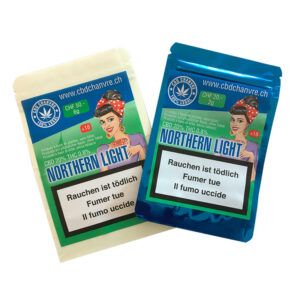 Norther Light | 3g et 9g - CBD herbe légale