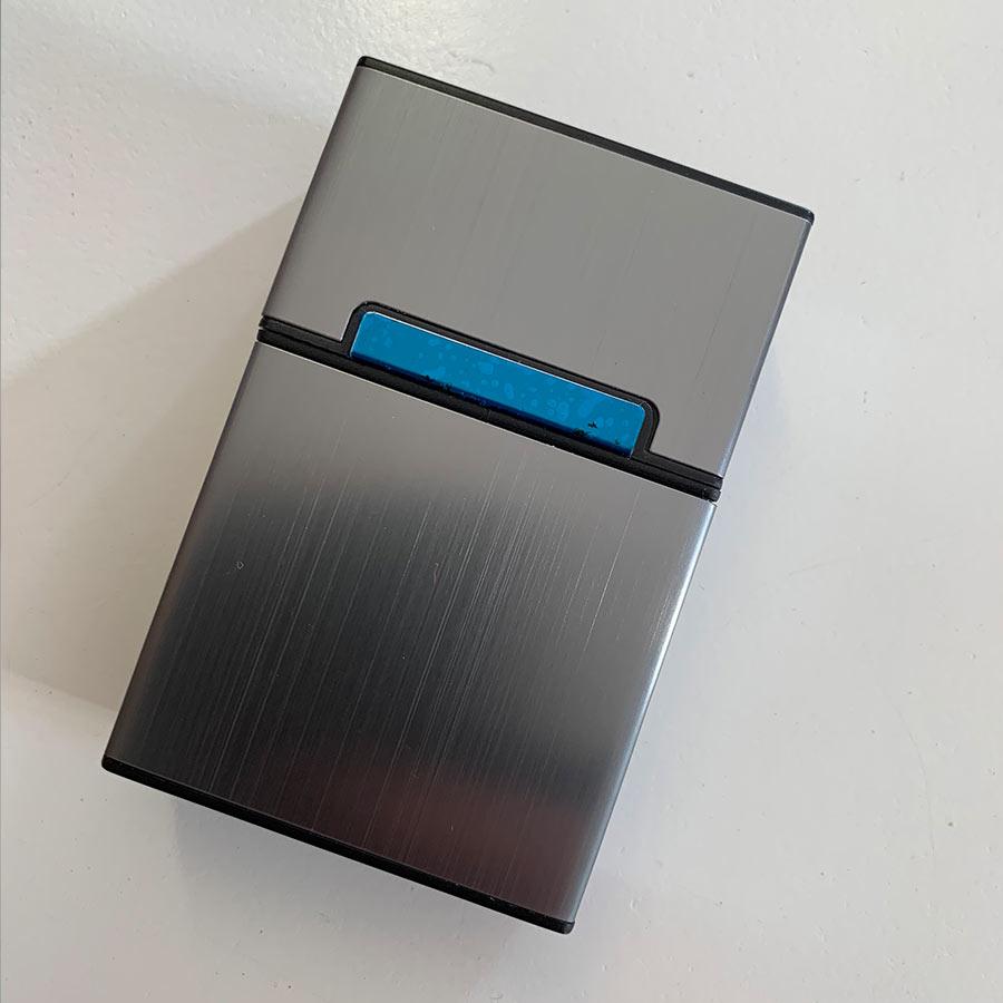 Porte paquet de cigarettes - CBD herbe légale