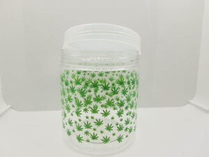 pot transparent cannabis
